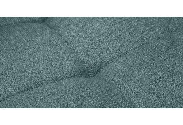 Модульный диван Брайтон вариант №1 голубой (Рогожка) - фото 10