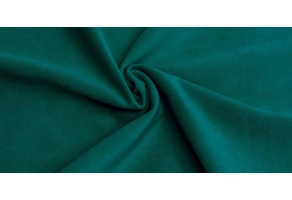 Кресло тканевое Грейс тёмно-зеленый (Велюр) - фото 5