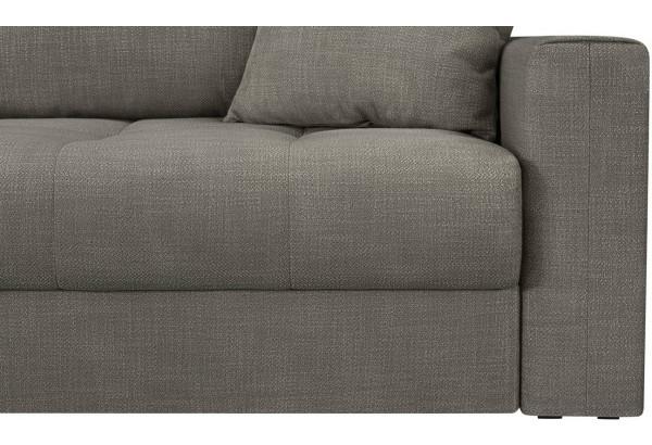 Модульный диван Брайтон вариант №1 серый (Рогожка) - фото 7