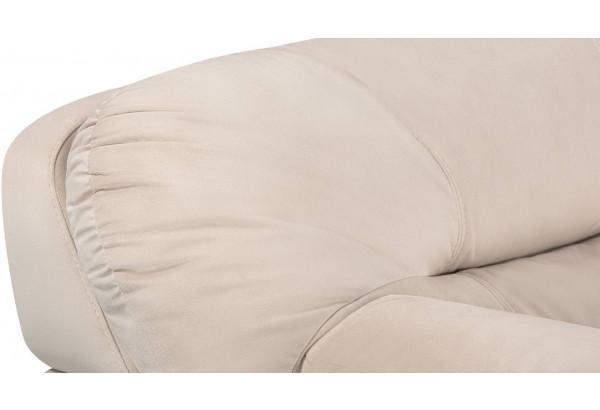 Кресло тканевое Бристоль бежевый (Велюр) - фото 6