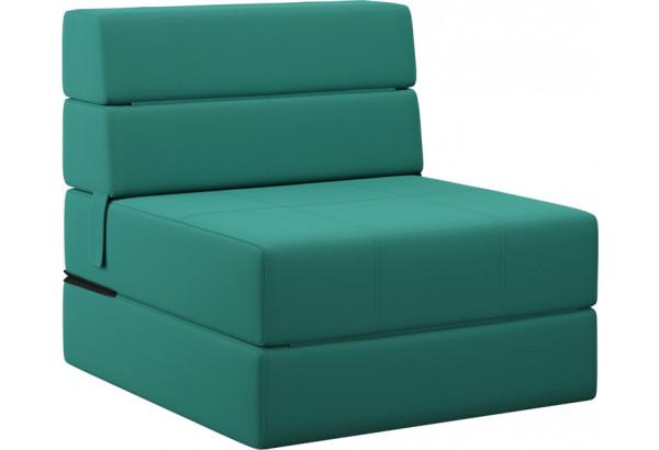 Кресло тканевое Форест изумрудный (Рогожка) - фото 1