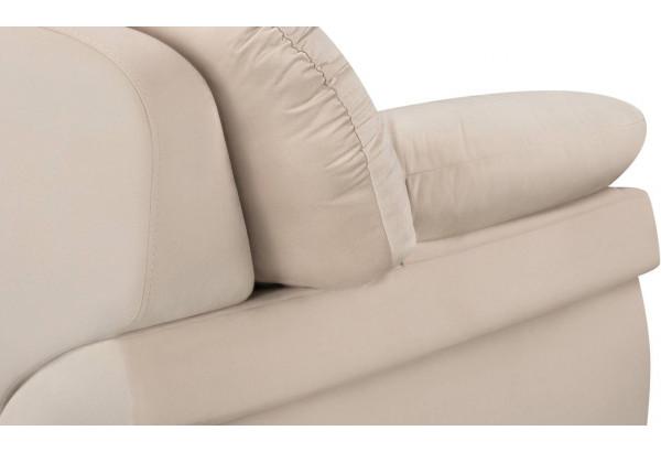 Кресло тканевое Бристоль бежевый (Велюр) - фото 8