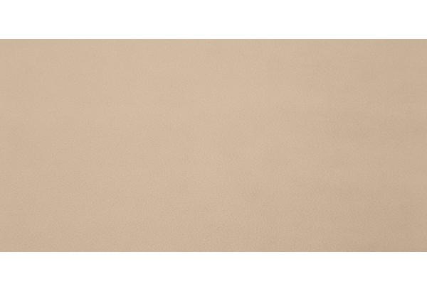 Кресло тканевое Флэтфорд бежевый/коричневый (Велюр) - фото 9