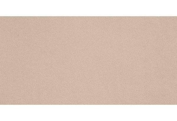 Кресло тканевое Бристоль бежевый/коричневый (Велюр) - фото 5