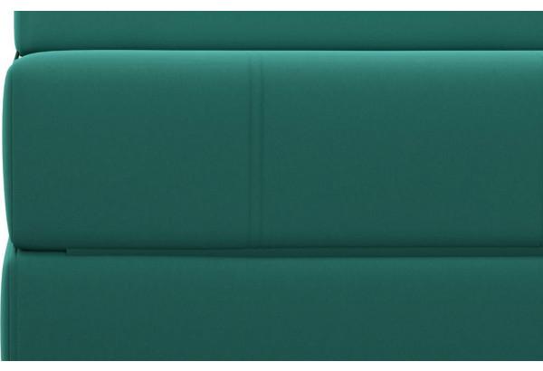 Кресло тканевое Форест изумрудный (Рогожка) - фото 7