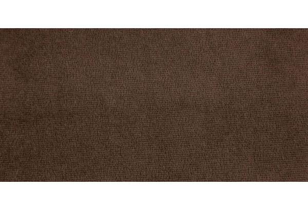 Кресло тканевое Бристоль бежевый/коричневый (Велюр) - фото 6