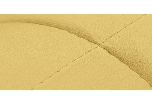 Диван тканевый прямой Мадрид оливковый (Велюр + Экокожа) - фото 9