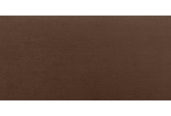 Кресло тканевое Камелот темно-коричневый (Велюр) - фото 6