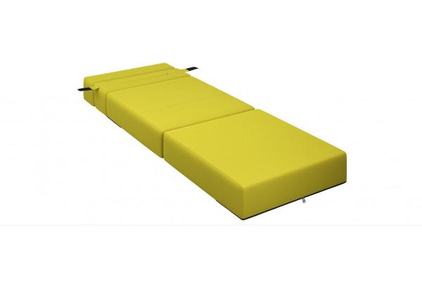 Кресло тканевое Форест зеленый (Рогожка) - фото 6
