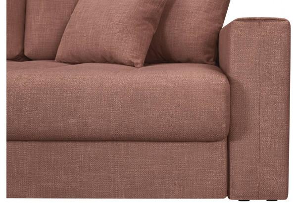 Модульный диван Брайтон вариант №3 розовый (Рогожка) - фото 8