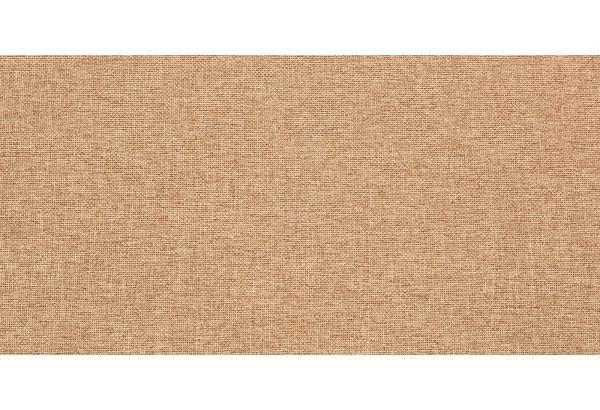 Диван тканевый прямой Флэтфорд-2 140 см бежевый/коричневый (Рогожка) - фото 7