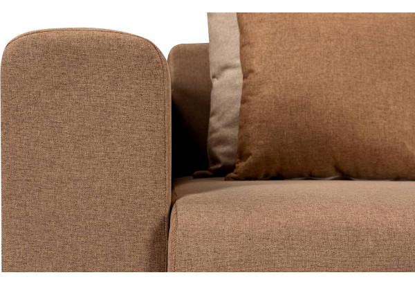 Кресло тканевое Медисон Вариант №2 80 см коричневый (Рогожка) - фото 9