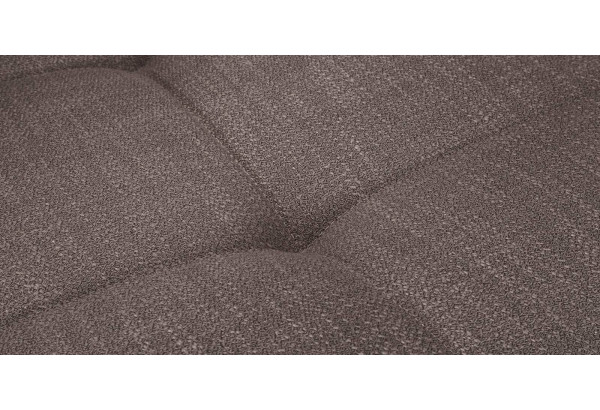 Модульный диван Брайтон вариант №1 графитовый (Рогожка) - фото 10