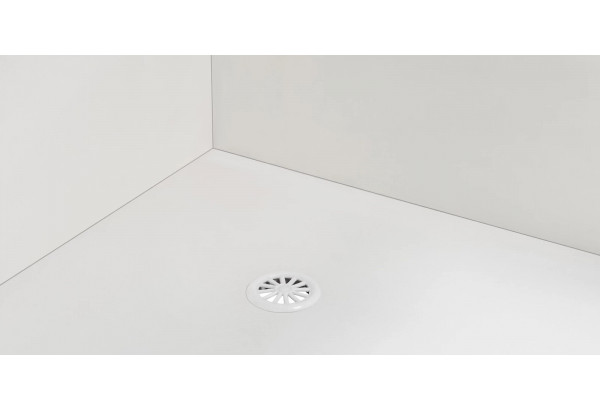 Диван тканевый угловой Корсо вариант №3 серый (Микровелюр, левый) - фото 7