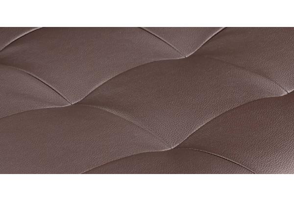 Диван кожаный прямой Камелот Шоколад (Кожа) - фото 10