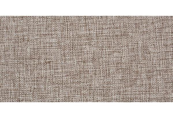 Диван тканевый прямой Каир тёмно-бежевый (Рогожка) - фото 10