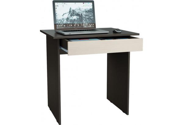 Письменный стол Харви вариант №3 (венге/дуб молочный) - фото 2