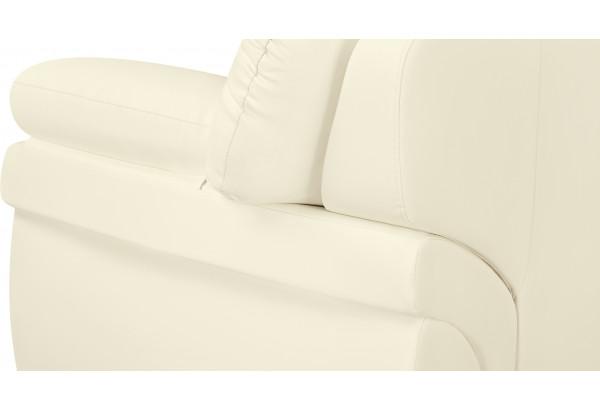 Кресло тканевое Бристоль молочный (Экокожа) - фото 8
