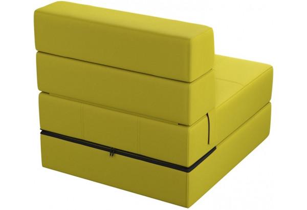 Кресло тканевое Форест зеленый (Рогожка) - фото 3