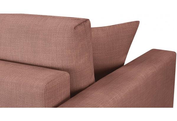 Модульный диван Брайтон вариант №2 розовый (Рогожка) - фото 9