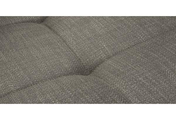 Модульный диван Брайтон вариант №1 серый (Рогожка) - фото 10