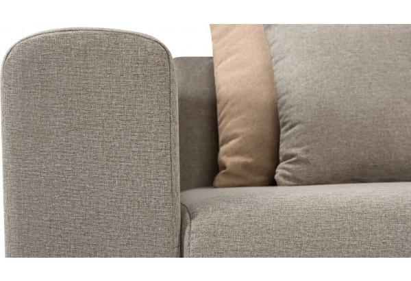 Кресло тканевое Медисон Вариант №2 80 см серый (Рогожка) - фото 9