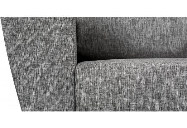 Диван тканевый прямой Амстердам Люкс серый (Рогожка) - фото 7
