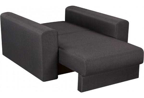 Кресло тканевое Медисон Вариант №2 80 см тёмно-серый (Рогожка) - фото 6