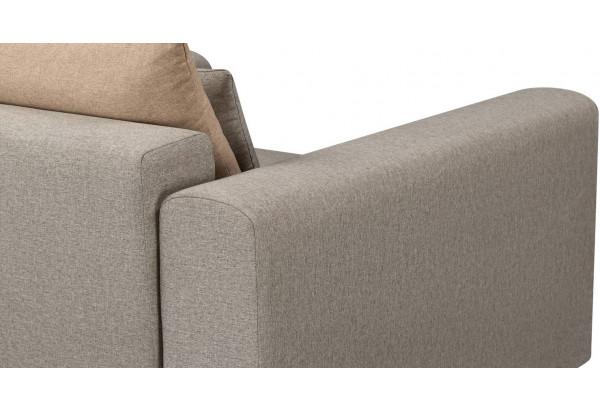 Кресло тканевое Медисон Вариант №2 80 см серый (Рогожка) - фото 10