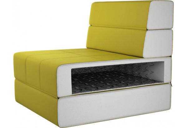 Кресло тканевое Форест зеленый (Рогожка) - фото 8
