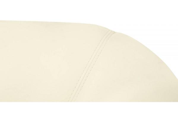 Кресло Ланкастер молочный (Экокожа) - фото 6