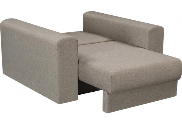 Кресло тканевое Медисон Вариант №2 80 см серый (Рогожка) - фото 6