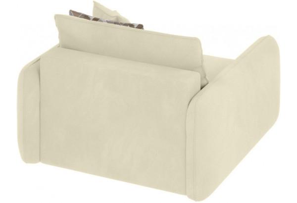 Модульный диван Портленд молочный (Микровелюр) - фото 2
