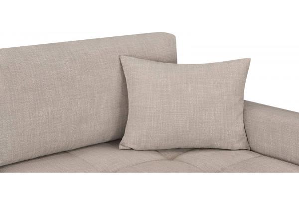 Модульный диван Брайтон вариант №2 бежевый (Рогожка) - фото 8