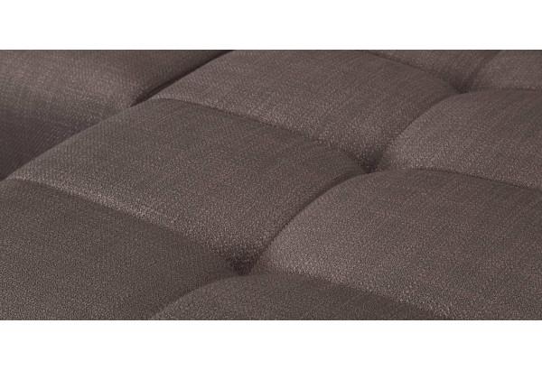 Модульный диван Брайтон вариант №3 графитовый (Рогожка) - фото 10