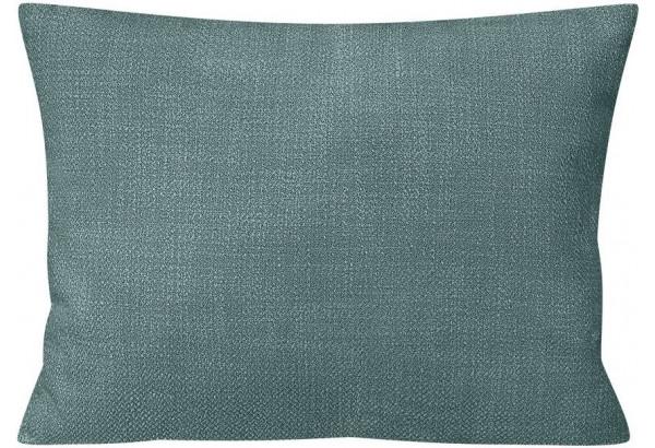 Декоративная подушка Портленд 60х48 см голубой (Рогожка) - фото 1