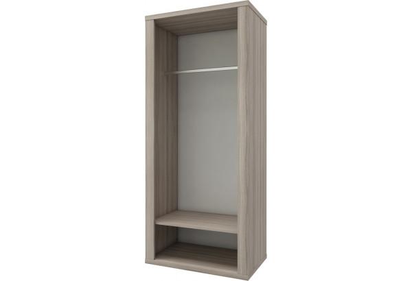 Шкаф распашной двухдверный Суонси вариант №2 (шорвуд) - фото 2