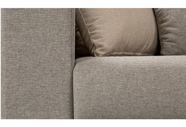 Диван тканевый угловой Медисон Вариант №3 серый (Рогожка) - фото 9