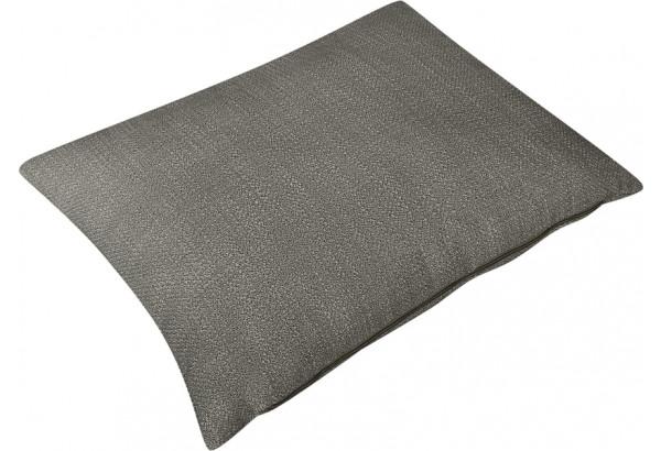 Декоративная подушка Портленд 60х48 см серый (Рогожка) - фото 3