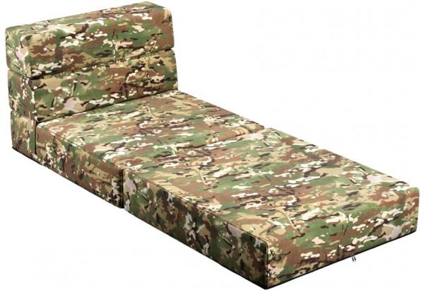 Кресло тканевое Форест камуфляж (Смесовая ткань с пропиткой) - фото 4