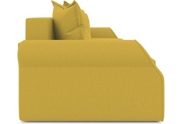 Диван «Люксор» (Poseidon Curcuma (иск.замша) желтый) - фото 4