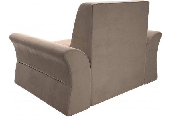 Кресло Клайд Бежевый (Велюр) - фото 5
