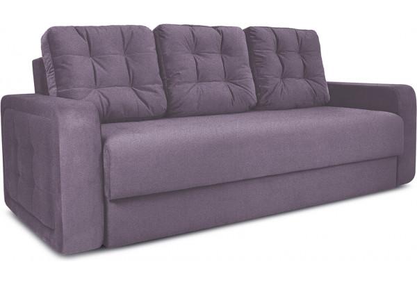 Диван «Колин» Neo 09 (рогожка) фиолетовый - фото 1