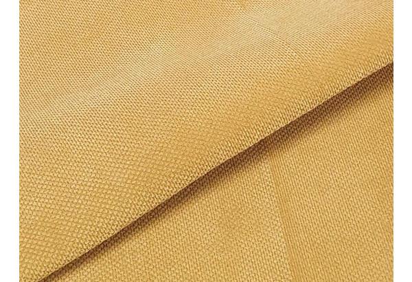 П-образный модульный диван Холидей Люкс Желтый (Микровельвет) - фото 7