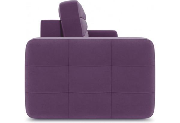 Диван «Райс Slim» Kolibri Violet (велюр) фиолетовый - фото 4