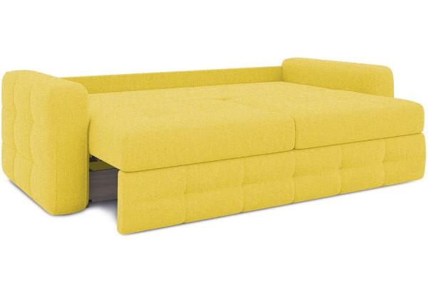 Диван «Райс» (Neo 08 (рогожка) желтый) - фото 6