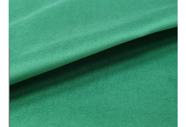 Прямой диван Эллиот зеленый/коричневый (Велюр) - фото 8