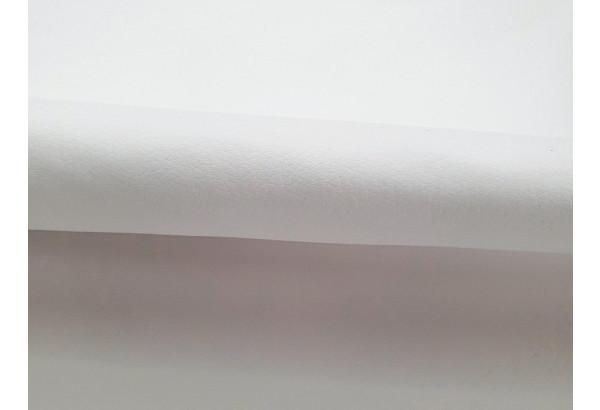 Прямой диван Эллиот Белый/Черный (Экокожа) - фото 8