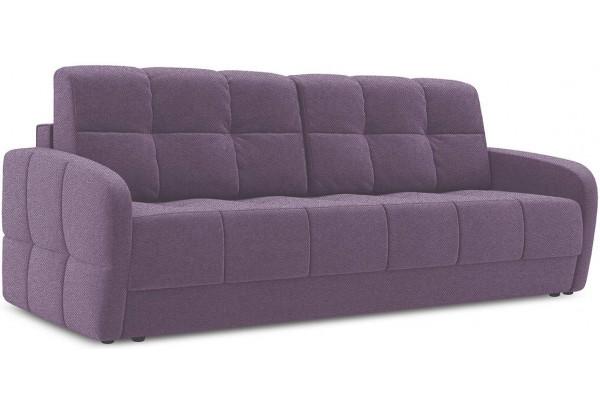 Диван «Аспен Slim» Neo 09 (рогожка) фиолетовый - фото 1