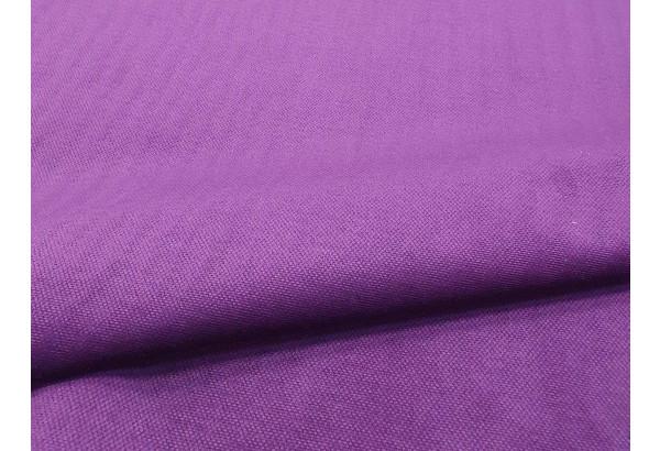 Диван прямой Шарль Фиолетовый/Черный (Микровельвет) - фото 4